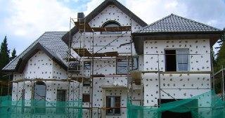 Фасадные работы Ярославль цена от 263 руб. м2
