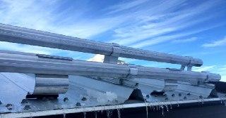 Монтаж снегозадержателей Ярославль цена от 839 руб.